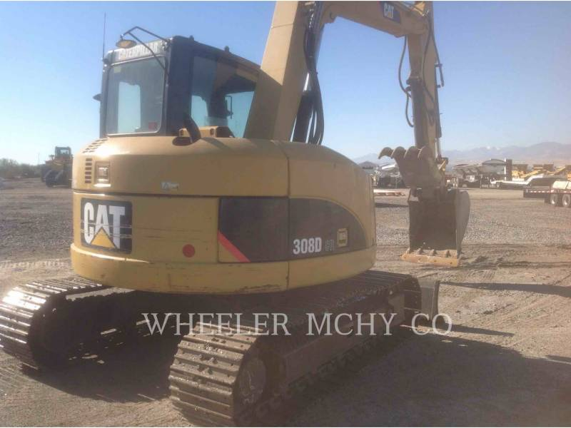 CATERPILLAR PELLES SUR CHAINES 308DCR equipment  photo 4