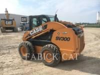 CASE/NEW HOLLAND SKID STEER LOADERS SV300 equipment  photo 3