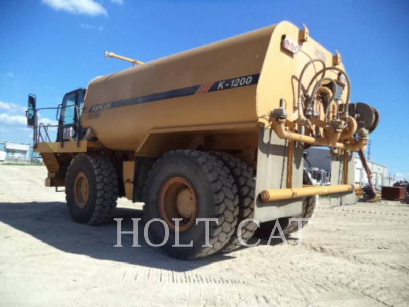 CATERPILLAR CAMIONS CITERNE A EAU W00 773F equipment  photo 4