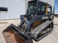 Equipment photo DEERE & CO. 323D SKID STEER LOADERS 1