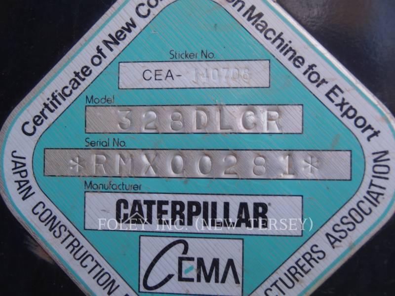 CATERPILLAR TRACK EXCAVATORS 328DLCR equipment  photo 11