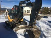 JOHN DEERE PELLE MINIERE EN BUTTE 50GS equipment  photo 3