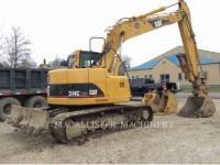 CATERPILLAR TRACK EXCAVATORS 314C LCR equipment  photo 5