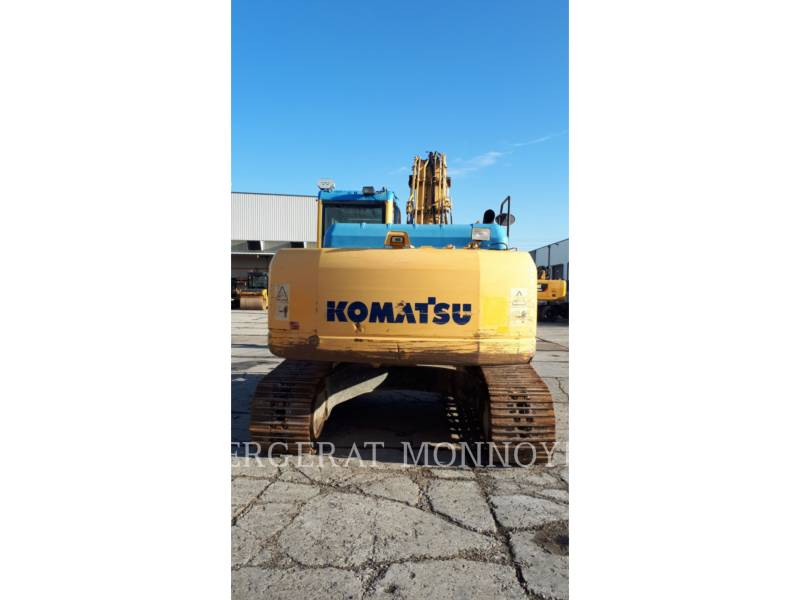 KOMATSU PELLES SUR CHAINES PC210LC6 equipment  photo 6