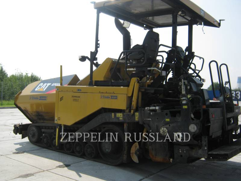 CATERPILLAR PAVIMENTADORA DE ASFALTO AP-655D equipment  photo 2