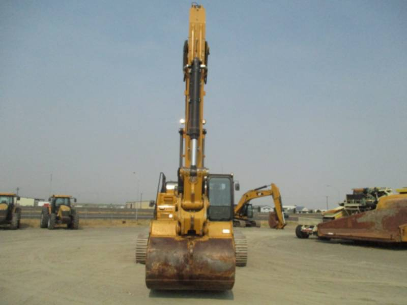 CATERPILLAR TRACK EXCAVATORS 349FL equipment  photo 8