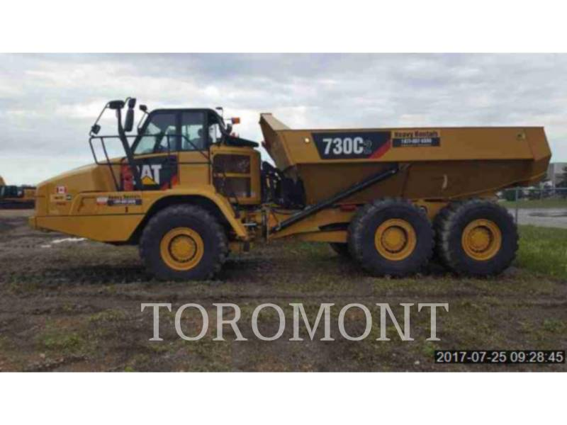 CATERPILLAR ARTICULATED TRUCKS 730C2 equipment  photo 1