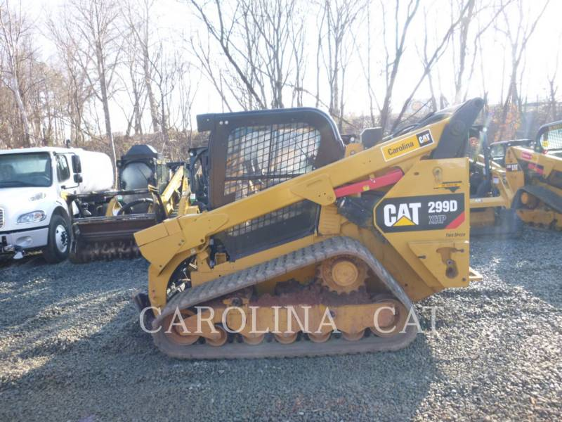 CATERPILLAR PALE CINGOLATE 299DXHP equipment  photo 5