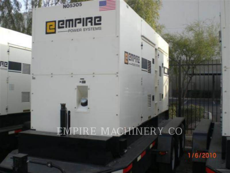 MISC - ENG DIVISION STATIONARY - DIESEL DCA400SS equipment  photo 3