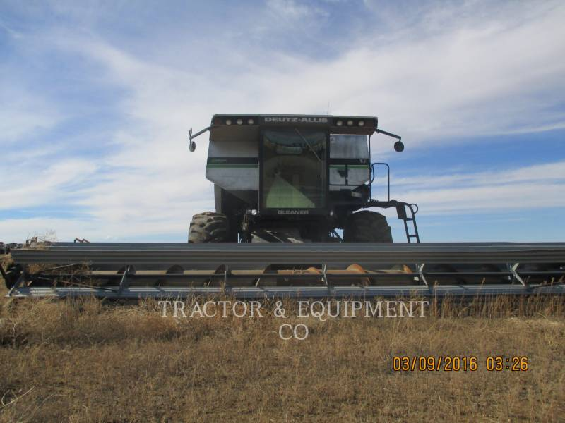 GLEANER COMBINADOS R60 equipment  photo 2