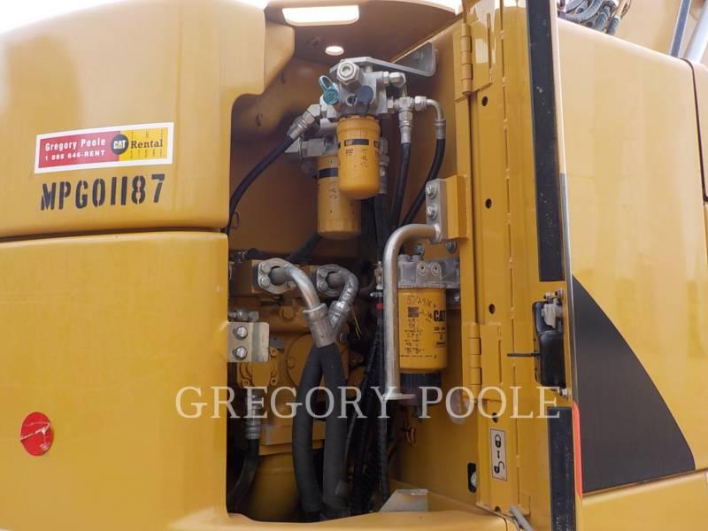 CATERPILLAR ESCAVATORI CINGOLATI 321D LCR equipment  photo 15