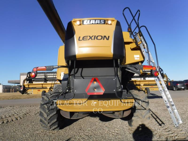 LEXION COMBINE COMBINADOS LX750 equipment  photo 9