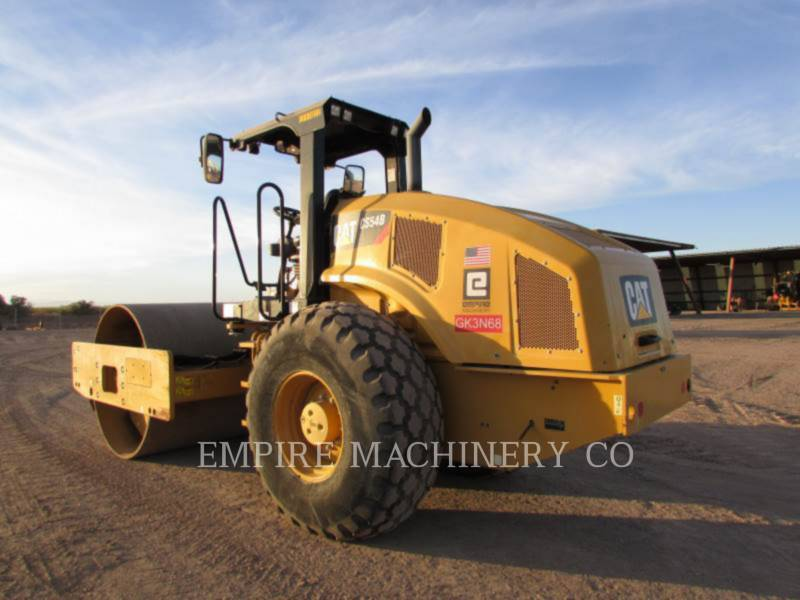 Caterpillar SUPORT TAMBUR SIMPLU PENTRU ASFALT CS54B equipment  photo 3