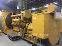 CATERPILLAR Grupos electrógenos fijos 1750 KW equipment  photo 2