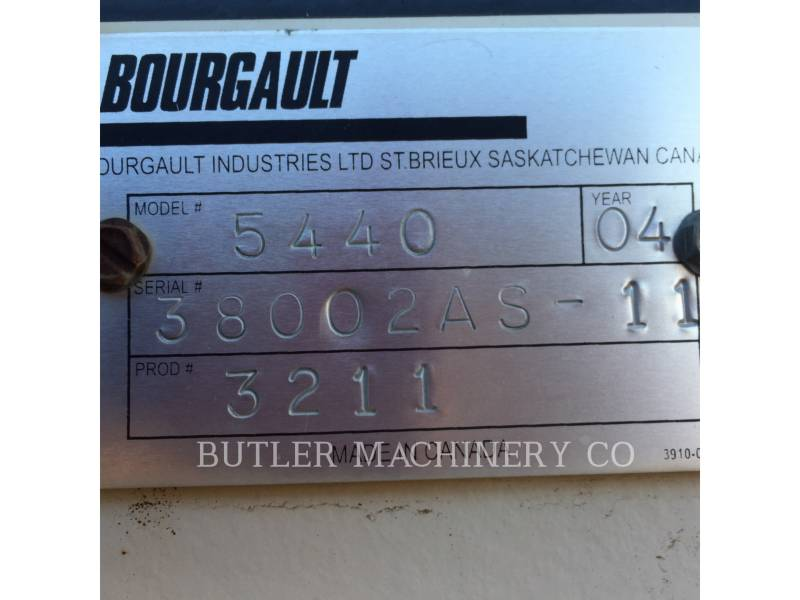 BOURGAULT INDUSTRIES Matériel de plantation 5710 equipment  photo 14