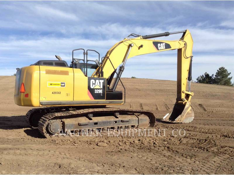 CATERPILLAR KOPARKI GĄSIENICOWE 329EL equipment  photo 4