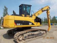 Equipment photo CATERPILLAR 324DFMGF FORESTRY - EXCAVATOR 1