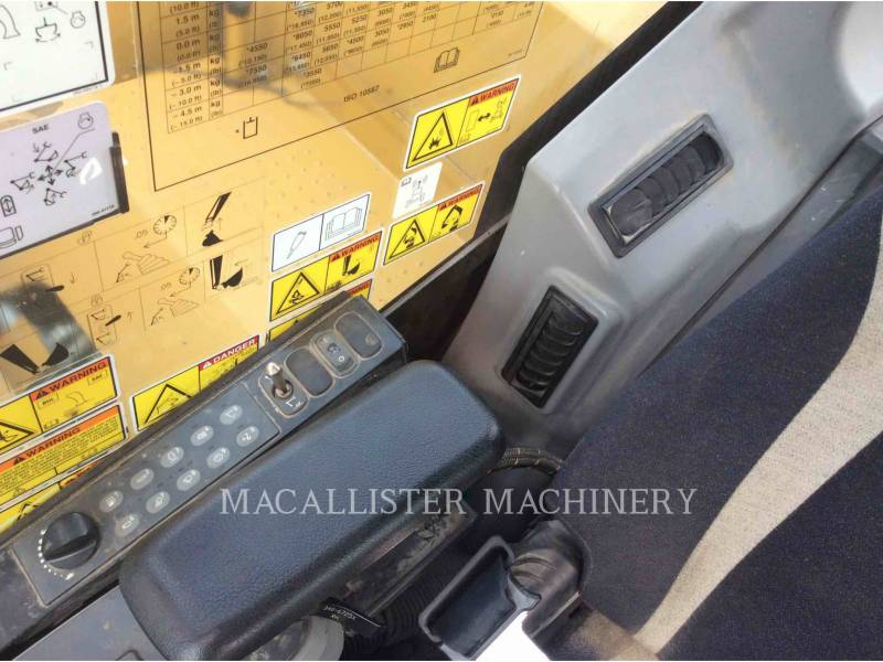 CATERPILLAR TRACK EXCAVATORS 314ELCR equipment  photo 15
