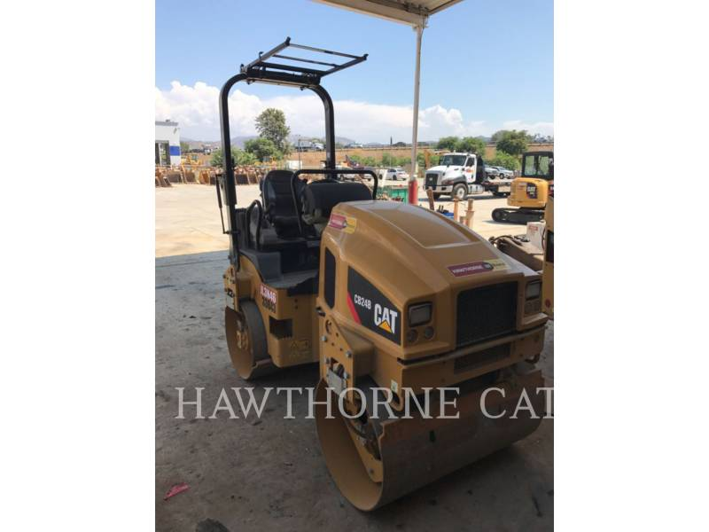 CATERPILLAR COMPACTORS CB24B equipment  photo 8