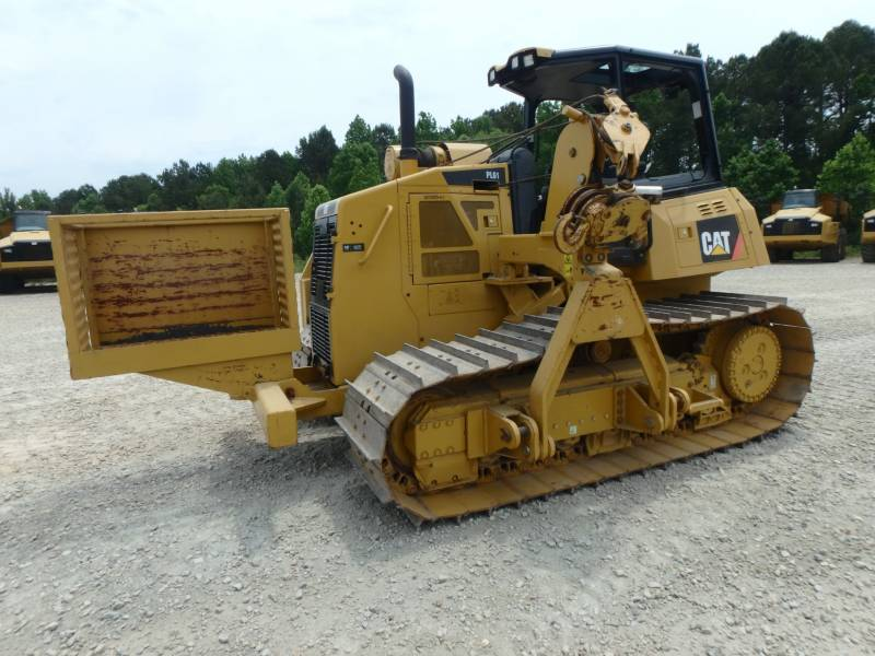 Caterpillar UTILAJE DE INSTALAT CONDUCTE PL61 equipment  photo 1