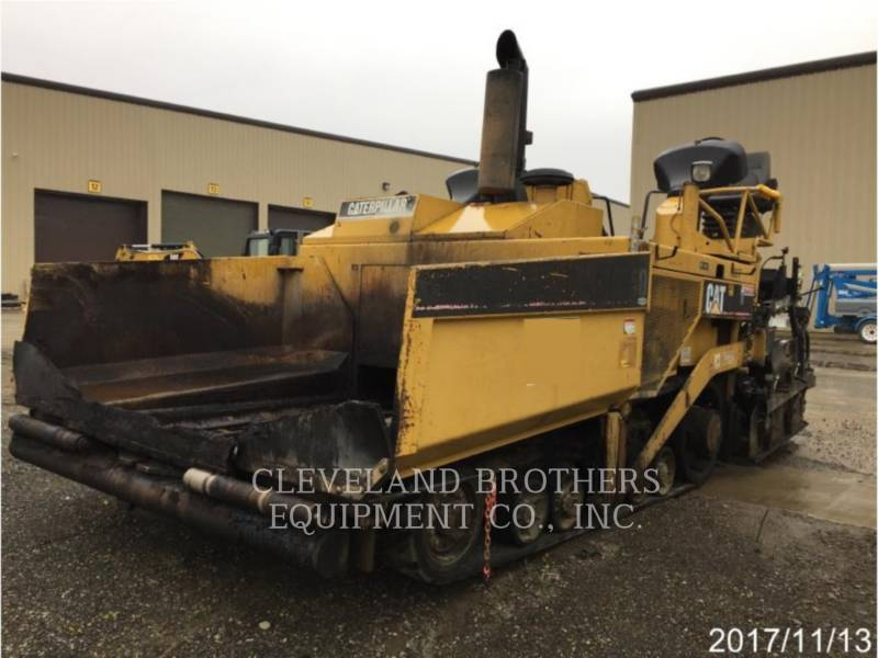 CATERPILLAR REPANDEUR DE BITUME AP1055D equipment  photo 1