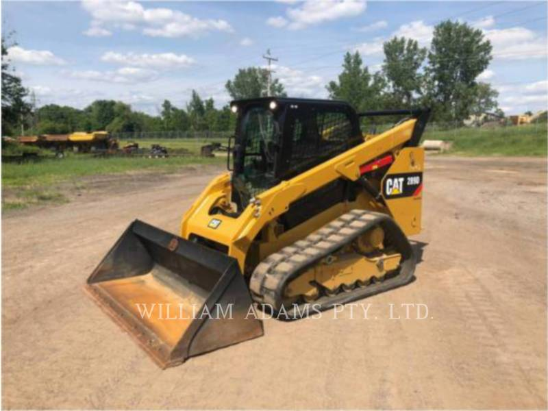 CATERPILLAR 多地形装载机 289D equipment  photo 3