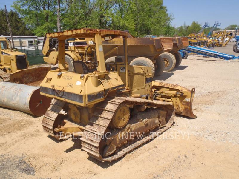 CATERPILLAR KETTENDOZER D5HIIXL equipment  photo 4