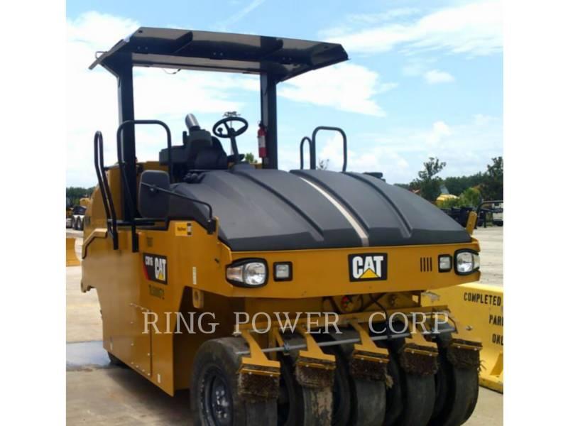 CATERPILLAR PNEUMATIC TIRED COMPACTORS CW16 equipment  photo 2