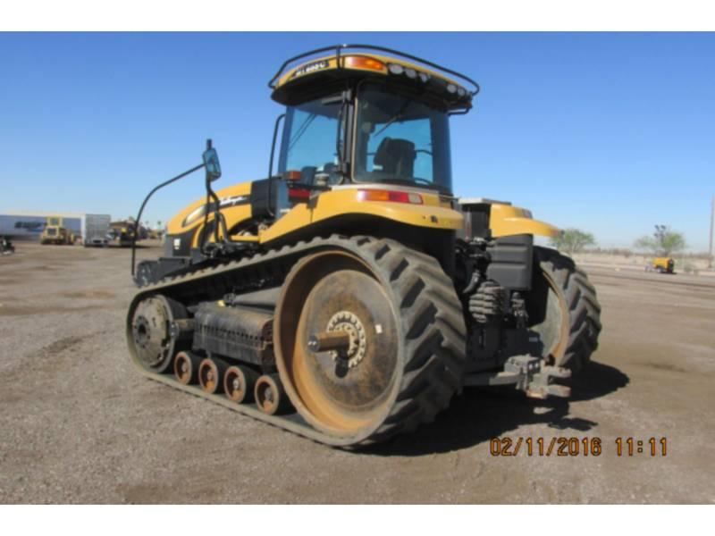 AGCO-CHALLENGER 農業用トラクタ MT855C equipment  photo 6