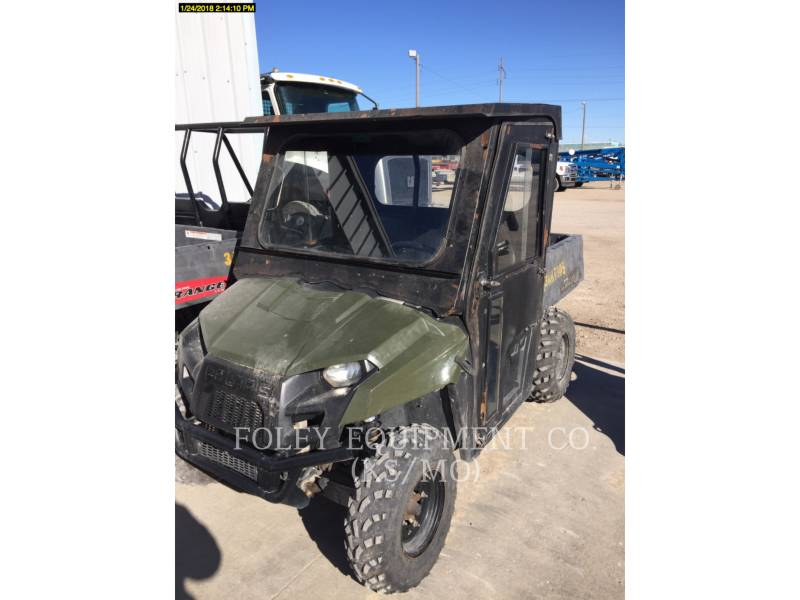 POLARIS OTROS RANGER4X4 equipment  photo 1
