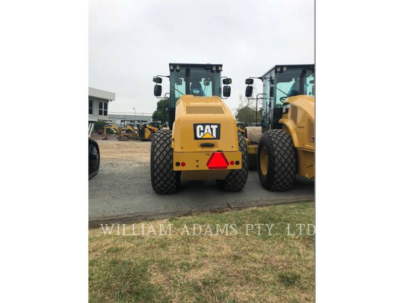 CATERPILLAR COMBINATION ROLLERS CS66B equipment  photo 3