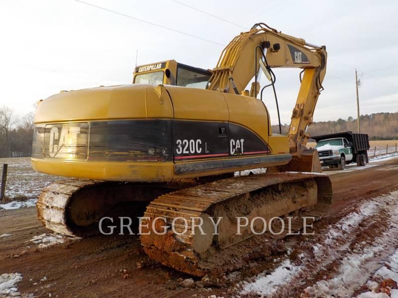 CATERPILLAR ESCAVADEIRAS 320CL equipment  photo 10