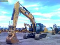 CATERPILLAR TRACK EXCAVATORS 336ELH10 equipment  photo 1