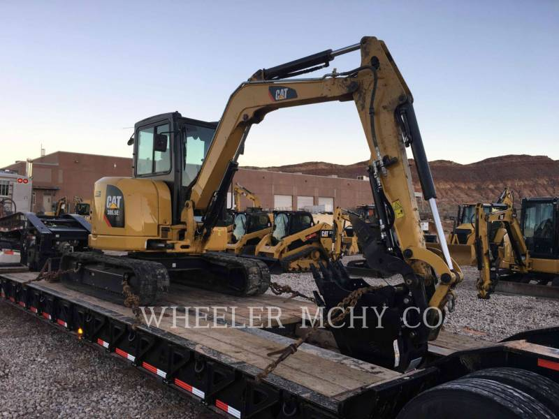 CATERPILLAR PELLES SUR CHAINES 305.5E2C3T equipment  photo 7