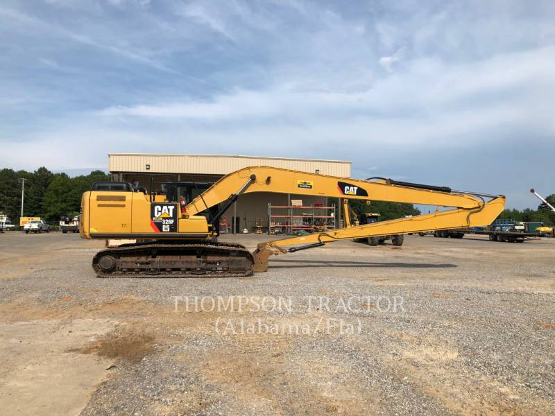 CATERPILLAR KETTEN-HYDRAULIKBAGGER 326FL equipment  photo 4