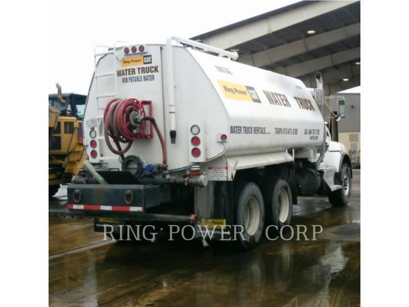 UNITED WATER TRUCKS WT5000 equipment  photo 2