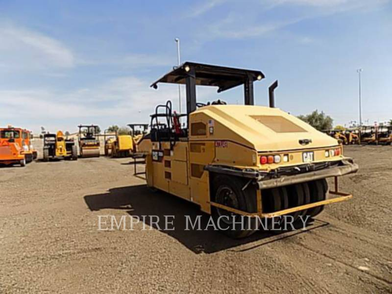 CATERPILLAR COMPACTEURS SUR PNEUS CW34 equipment  photo 3