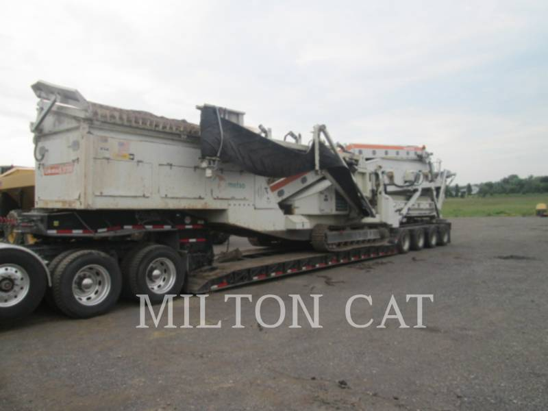 METSO CRIBLES ST358 equipment  photo 1
