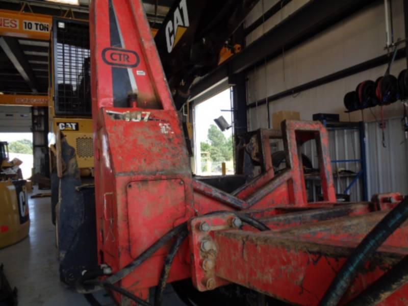 CATERPILLAR KNUCKLEBOOM LOADER 559C equipment  photo 22