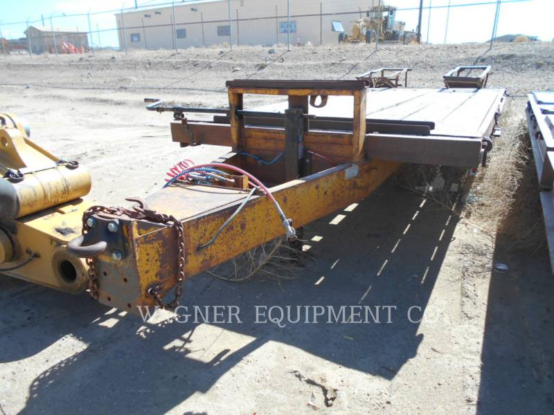 MISCELLANEOUS MFGRS TRAILERS DT40 equipment  photo 1