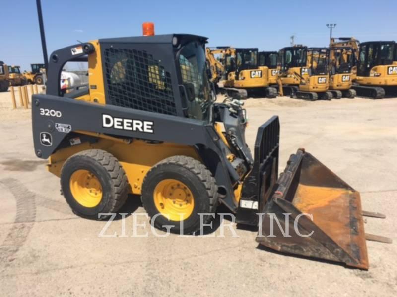 DEERE & CO. SKID STEER LOADERS 320D equipment  photo 1