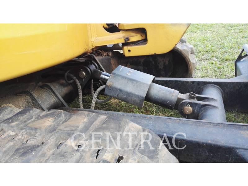 CATERPILLAR TRACK EXCAVATORS 302.7DCR equipment  photo 24