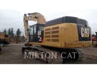 CATERPILLAR KETTEN-HYDRAULIKBAGGER 349E L equipment  photo 3