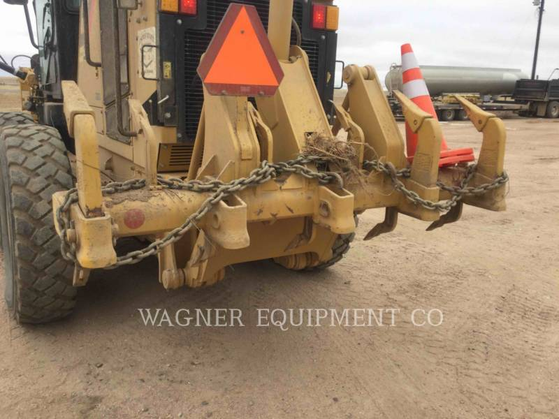 CATERPILLAR MOTOR GRADERS 140M AWD equipment  photo 7