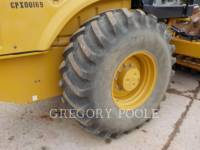 CATERPILLAR VIBRATORY SINGLE DRUM PAD CP54B equipment  photo 21