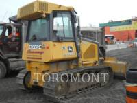 DEERE & CO. KETTENDOZER 550 equipment  photo 2