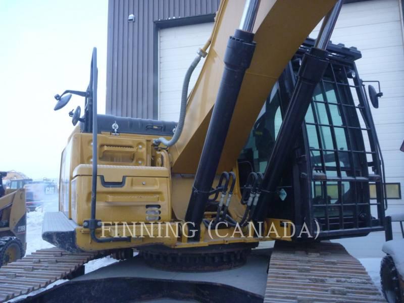CATERPILLAR BERGBAU-HYDRAULIKBAGGER 329F equipment  photo 4