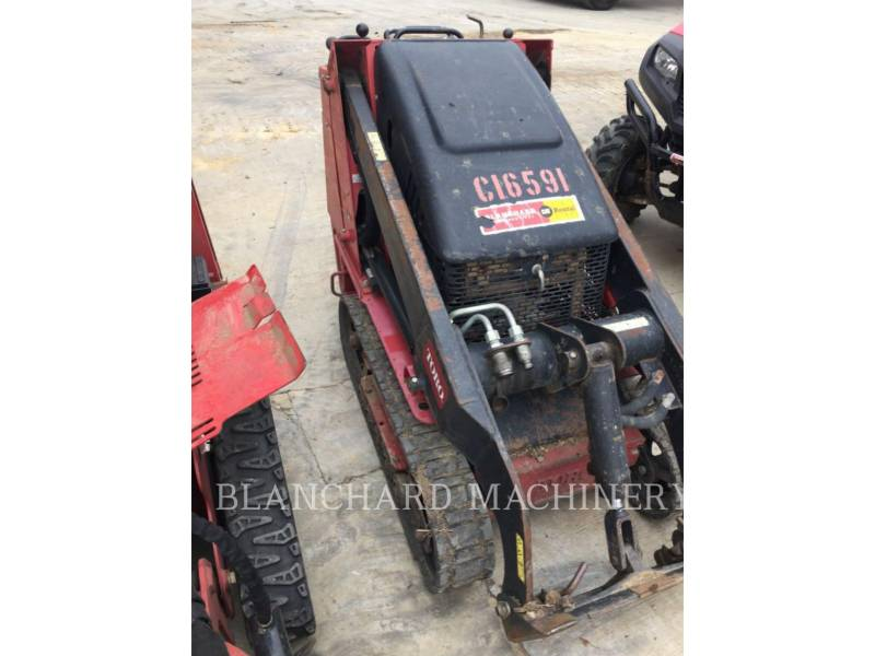 TORO COMPANY TRACK EXCAVATORS DINGO 427 TX equipment  photo 1