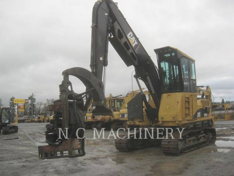 CATERPILLAR TRACK EXCAVATORS 320D FM equipment  photo 1