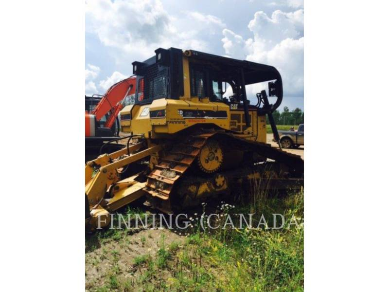 CATERPILLAR KETTENDOZER D6RIIILGP equipment  photo 5